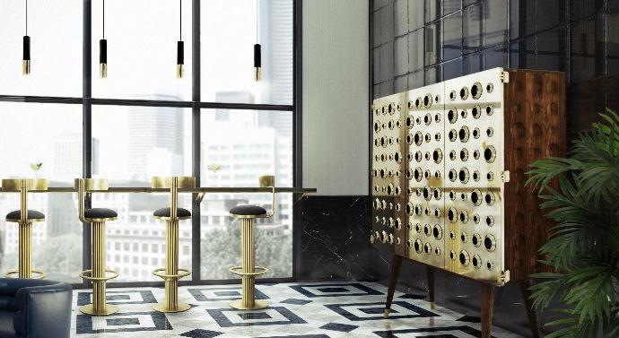 Mid-century modern design at Salone Del Mobile