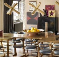 capa Kelly Wearstler Get inspired with Kelly Wearstler's dining room ideas capa 235x228