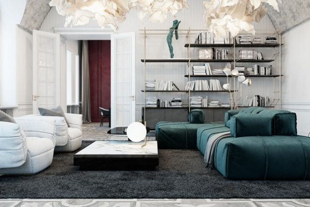 A stunning private residence project in Italy 1