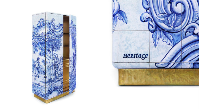 Luxury furniture inspired by Portuguese culture 10