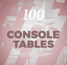 Modern console tables free e-book - Download