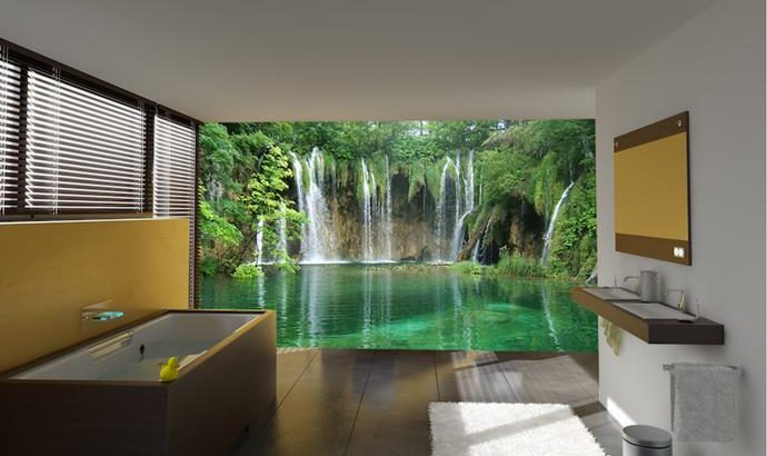 11 Incredible Tropical Bathrooms that inspire (5) (Copy) tropical bathrooms 10 Incredible Tropical Bathrooms that inspire 11 Incredible Tropical Bathrooms that inspire 5 Copy 1 690x410
