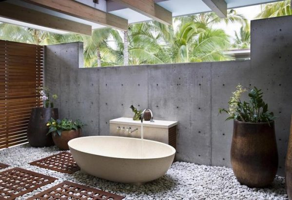 Tropical bathroom tropical bathrooms 10 Incredible Tropical Bathrooms that inspire 11 Incredible Tropical Bathrooms that inspire 6 Copy