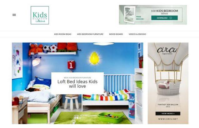 Kids bedroom ideas blog - Top 18 interior design blogs of 2016 (Copy) interior design blogs Top 17 interior design blogs of 2016 Kids bedroom ideas blog Top 18 interior design blogs of 2016 Copy