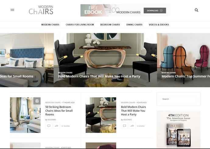 Top 17 Interior Design Blogs Of 2016