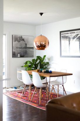 +20 Small Dining Table ideas inspired The Every Girl (Copy) small dining table ideas +16 Small Dining Table ideas inspired by Pinterest 20 Small Dining Table ideas inspired The Every Girl Copy