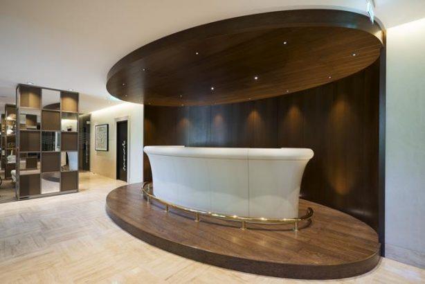 Hospitality project Aparthotel Park Apartments (1)