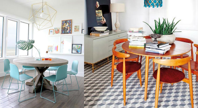 +20 Small Dining Table ideas inspired The Every Girl (Copy) small dining table ideas +16 Small Dining Table ideas inspired by Pinterest ture