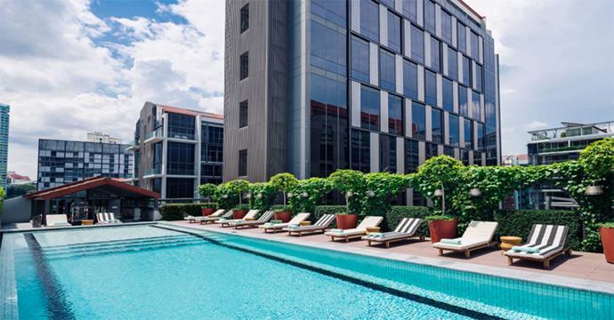 M Social Hotel in Singapore (Copy)