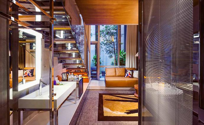M Social Hotel in Singapore by Philippe Starck