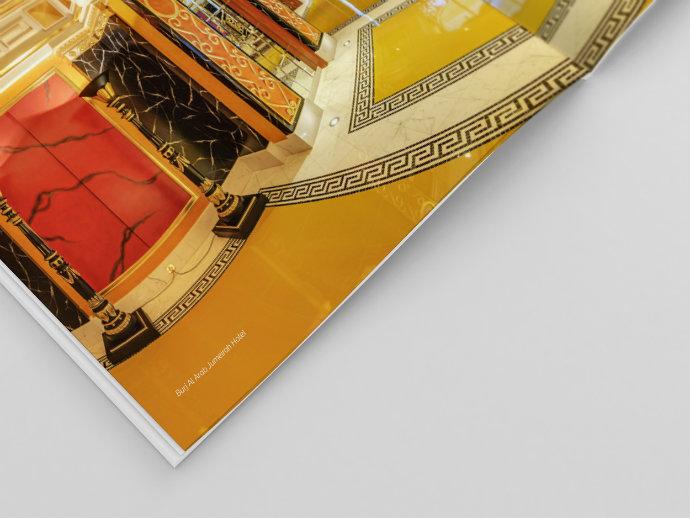 The 2nd Edition of My ADD the 2nd edition of my add The 2nd Edition of My ADD: Downtown Design Dubai 2016 Magazine Mockup Free Version2