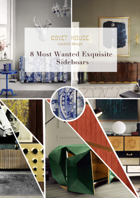 8 MOST WANTED EXQUISITE SIDEBOARDS 8651eb1193da2365c735a550231928b0