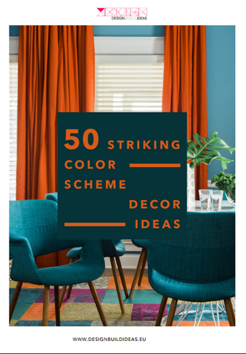 50 Striking Color Scheme Decor Ideas ebook 50 striking color scheme