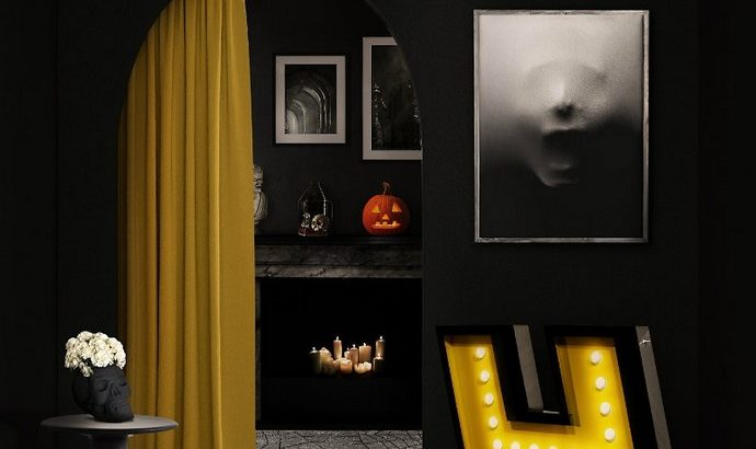 Make Your Halloween Party the Spookiest with these Halloween Decors > Interior Design Blogs > The latest trends and news in the interior design world > #halloweendecors #halloweenparty #interiordesignblogs Halloween Decors Make Your Halloween Party the Spookiest with these Halloween Decors Make Your Halloween Party the Spookiest with these Halloween Decors 3 690x410