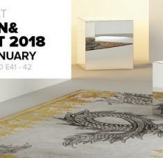 Check Out the 2018 Color Trends on Modern Contemporary Rugs > Interior Design Blogs > The latest news and trends on interior design > #2018colortrends #interiordesignblogs #modernrugs 2018 color trends Check Out the 2018 Color Trends on Modern Contemporary Rugs Check Out the 2018 Color Trends on Modern Contemporary Rugs 1 235x228