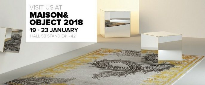 Check Out the 2018 Color Trends on Modern Contemporary Rugs > Interior Design Blogs > The latest news and trends on interior design > #2018colortrends #interiordesignblogs #modernrugs