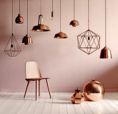 Interior Design Trends 2018: The Copper Metal Trend > Interior Design Trends > The latest news and trends in interior design > #interiordesigntrends2018 #metalcoppertrend #interiordesignblogs Interior Design Trends 2018 Interior Design Trends 2018: You Wont Resist The Copper Metal Trend Interior Design Trends 2018 The Copper Metal Trend 6 235x228