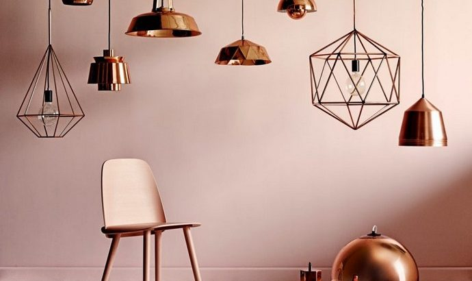 Interior Design Trends 2018: The Copper Metal Trend > Interior Design Trends > The latest news and trends in interior design > #interiordesigntrends2018 #metalcoppertrend #interiordesignblogs Interior Design Trends 2018 Interior Design Trends 2018: You Wont Resist The Copper Metal Trend Interior Design Trends 2018 The Copper Metal Trend 6 690x410
