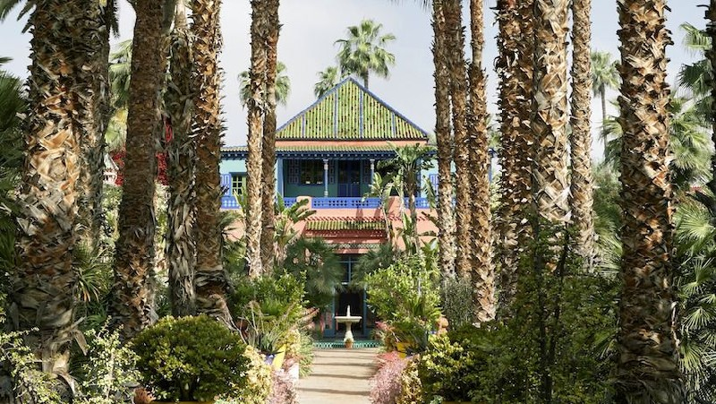 Take A Look At Yves Saint Laurent's Iconic Marrakech Home yves saint laurent Take A Look At Yves Saint Laurent's Iconic Marrakech Home Inside Yves Saint Laurents Iconic Marrakech Home 1