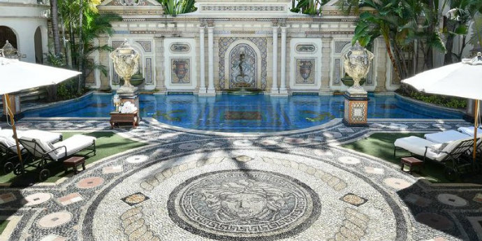 Everything You Need To Know About Miami S Versace Mansion Interior Design Blogs