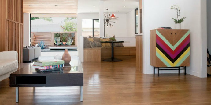 the keeshen residence Discover The Indoor/Outdoor Living Design of The Keeshen Residence feat 3