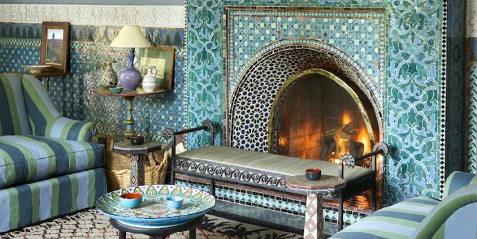 yves saint laurent Take A Look At Yves Saint Laurent's Iconic Marrakech Home feat 5