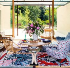 Margherita Missoni Step Inside Margherita Missoni's Italian Home feat 7 235x228