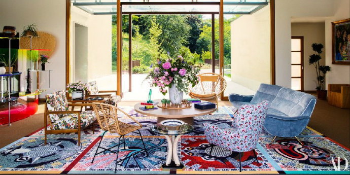 Margherita Missoni Step Inside Margherita Missoni's Italian Home feat 7