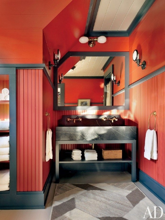 8 Colourful Bathrooms To Inspire Your Next Renovations