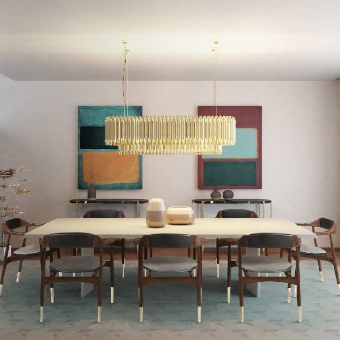 The Best Dining Room Ideas For Your 2019 Renovations dining room ideas The Best Dining Room Ideas For Your 2019 Renovations The Best Dining Room Ideas For Your 2019 Renovations 7