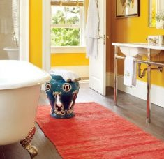 Colourful Bathrooms 8 Colourful Bathrooms To Inspire Your Next Renovations feat 16 235x228