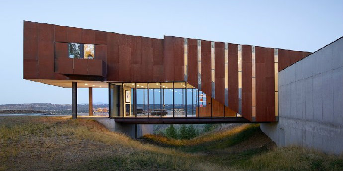 Olson Kundig Take a Look Inside The Amazing Design of Olson Kundig's Latest Project feat