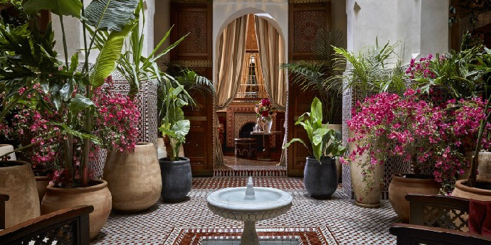 Discover The Newly Transformed Royal Mansour Hotel in Marrakech