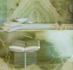 Luxurious Bathroom Designs 6 Luxurious Bathroom Designs That Will Blow You Away feat 14 235x228