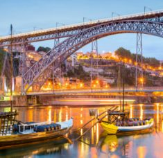Porto City Guide Welcome to Porto: Discover The Porto City Guide For Design Lovers porto ponte luis innapartments destaque 235x228