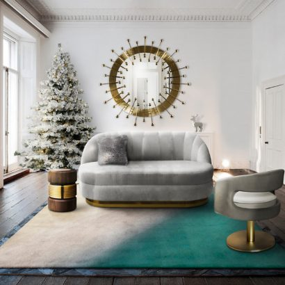 Be Inspired By Some Mid-Century Christmas Decoration For Your Home