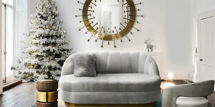 Christmas Decoration Be Inspired By Some Mid-Century Christmas Decoration For Your Home feat 5