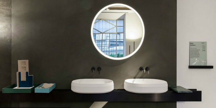 patricia urquiola Discover The New Bathroom Collections By Patricia Urquiola feat 7