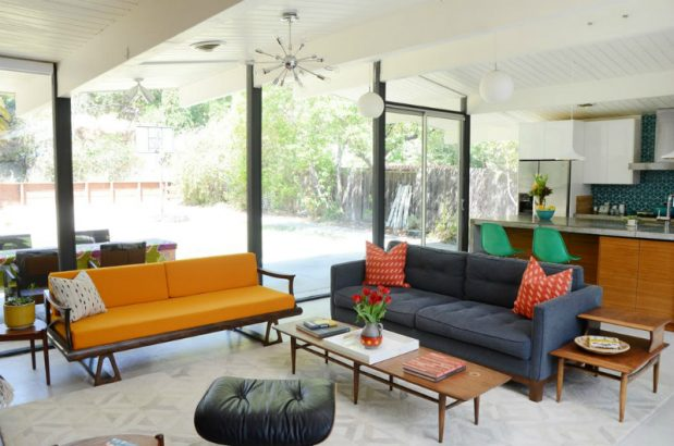 Tour An Amazing Mid-Century Modern Home In California mid-century modern home Tour An Amazing Mid-Century Modern Home In California Step Inside A Mid Century Modern Home In Northern California 3