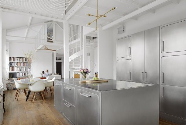 Step Inside An Industrial Style Kitchen In The Middle Of Paris Industrial Style Kitchen Step Inside An Industrial Style Kitchen In The Middle Of Paris Step Inside An Industrial Style Kitchen In The Middle Of Paris 7