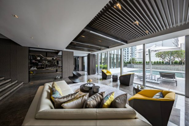 The Modern Residential Project By Ptang Studio Ptang Studio The Modern Residential Project By Ptang Studio The Modern Residential Project By Ptang Studio 2