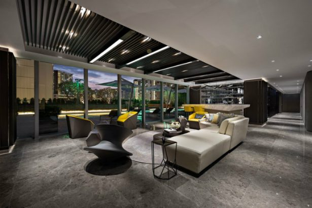 The Modern Residential Project By Ptang Studio Ptang Studio The Modern Residential Project By Ptang Studio The Modern Residential Project By Ptang Studio 6