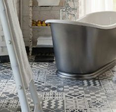 bathroom tile trends Trend Alert: Discover Top 10 Bathroom Tile Trends For 2019 feat 13 235x228