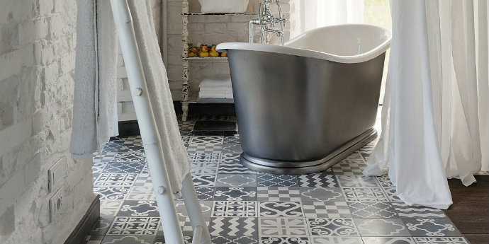 Bathroom Tile Trends Trend Alert: Discover Top 10 Bathroom Tile Trends For 2019 feat 13