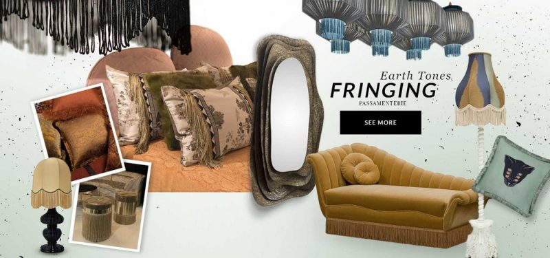 2 Moodboards For You To Discover That Fringes Are Back fringe interior design 2 Moodboards For You To Discover That Fringes Are Back Be Inspired by Two Moodboards that Highlight the Fringe Design Trend 4 e1550849381994