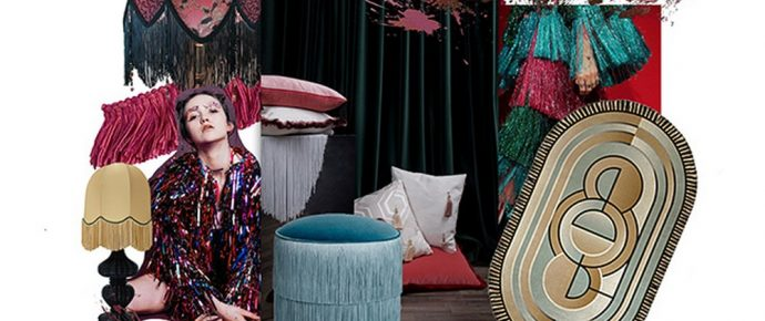 2 Moodboards For You To Discover That Fringes Are Back Amazing Pieces Get To Know The Craftsman Behind PullCast's Amazing Pieces Be Inspired by Two Moodboards that Highlight the Fringe Design Trend 6 690x290