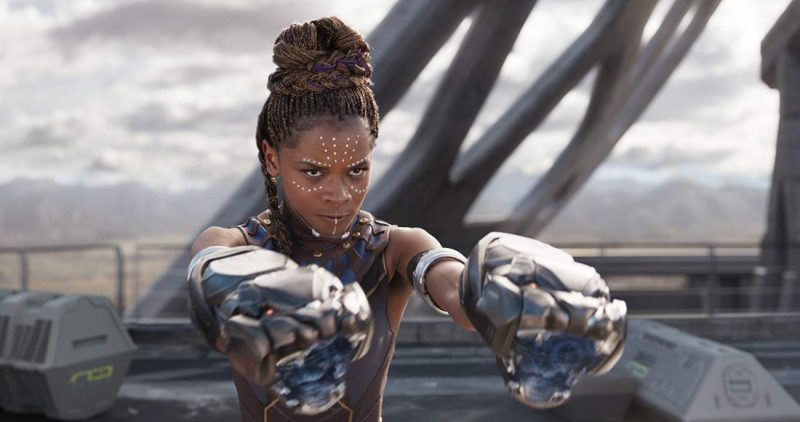 Black Panther Makes Oscar History with Futuristic Design