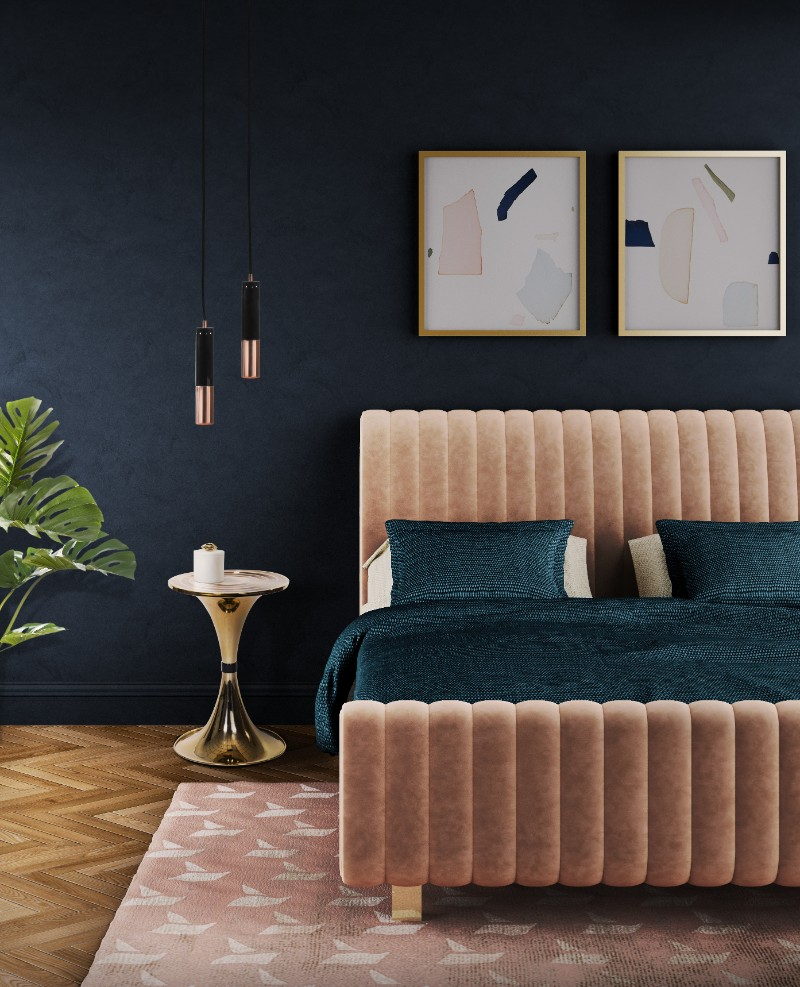 Luxurious Bed Choices by Top Interior Designers