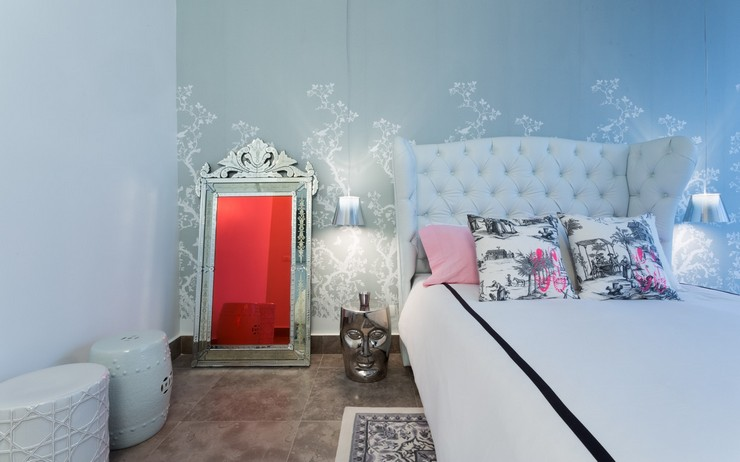 Luxurious Bed Choices by Top Interior Designers luxurious bedrooms Luxurious Bed Choices by Top Interior Designers PHILIPPE STARCK YOO PANAMA2