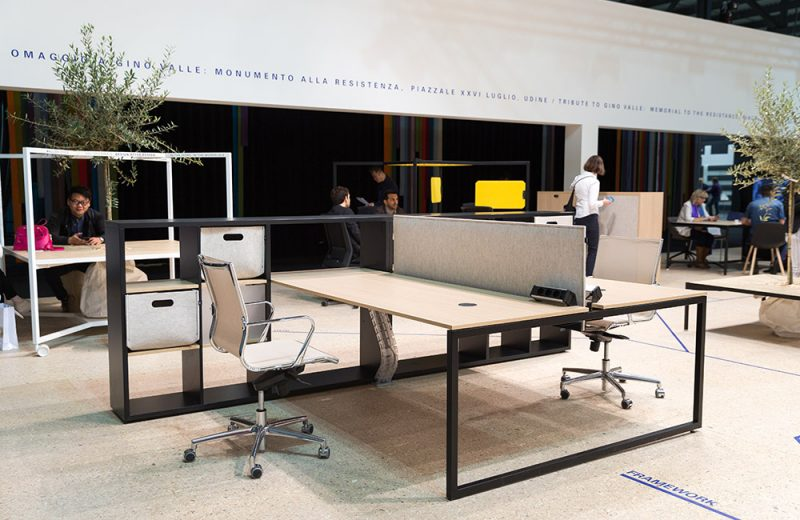 Workplace 3.0 Revolution at iSaloni and Milan Design Week 2019 isaloni 2019 Workplace 3.0 Revolution at iSaloni and Milan Design Week 2019 gd 17 wp3 fantoni lf 029 2 e1550764438703